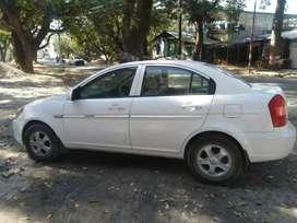 Hyundai Verna CRDI top Model
