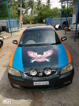 Hyundai Accent 2001 Petrol Good Condition
