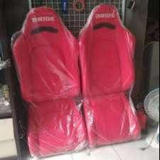 Jok Racing Mobil Bride Ergo Merah