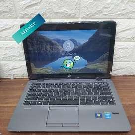 Laptop Premium Hp elitebook 820 i7gen5/8/500/13 berkualitas