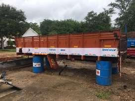 Lorry body