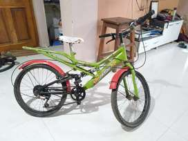 Gear bicycle for Kids 5 to 10 years age.