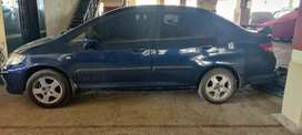 Honda City ZX 2004 Petrol 140000 Km Driven