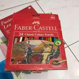 Faber castel pensil warna