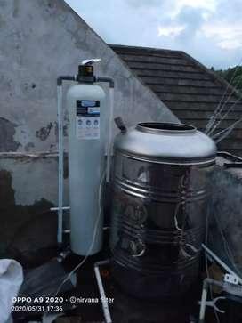 Filter air sumur dan pdam