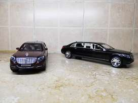 Mercedes Maybach metal model cars diecast limousine shape