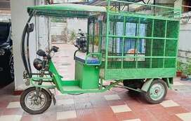 Brand new E-Rickshaw,not used at all