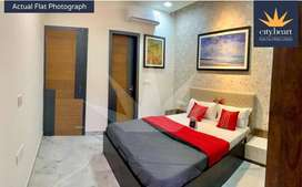 ONLY IN 34.90 FULLY FURNISHED 3 BHK FLAT IN MOHALI,SECTOR 127
