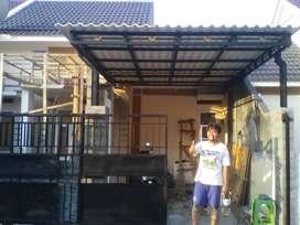Kanopi Sidoarjo Surabaya, Free survey dan Free DP, murah bergaransi