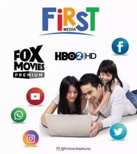 Dubutuhkan Bayak (Sales DTD & Supervisor) First Media Tangerang