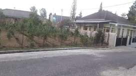 Tanah murah luas di Cipanas Bogor