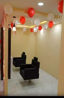 Unisex branded reputed salon in anantapur andhra pradesh