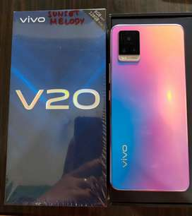 VIVO V20 8/128GB GARANSU RESMI SEGEL , BISA COD FREE ONGKIR