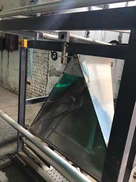 Non wowan bag making machine