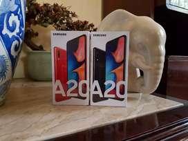 SokoMasCell Samsung Galaxy A20 3/32 GB Red