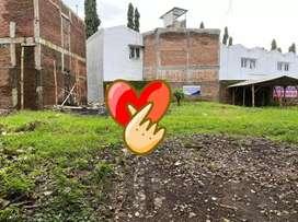 jual tanah kosong sawojajar