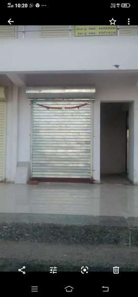 Gf shop waghodiya road near vaikunth to parivar road 18 miter 24 miter
