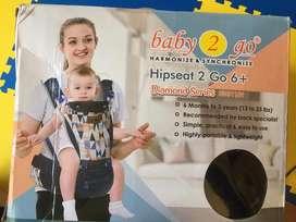 Hipseat Baby 2 Go 6+ Diamond Series