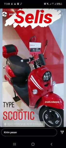 Motor Listrik Selis Neo Scootic