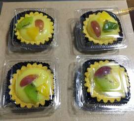 Kue Pie Buah & Susu
