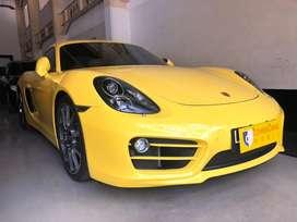 Porsche Cayman 2.7 Matic 2013 ISTIMEWA !!!