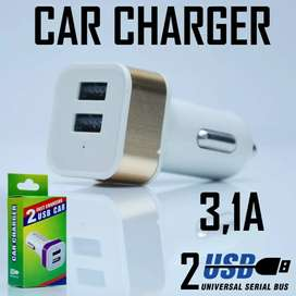 Car Charger 3.1A