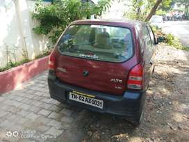 2007 2nd owner lxi km 80000 price 105000
