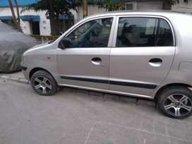 Santro with Alloy wheel and power window