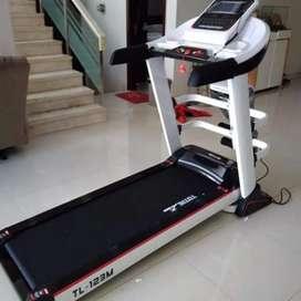 Ready Treadmill Elektrik Jumbo 3hp 3 fungsi ada bonusnya