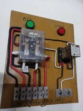 Automatic switch off  generator changeover high quality CHANGE OVER