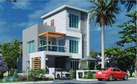 Smart hmda approved  villas at Isnapur