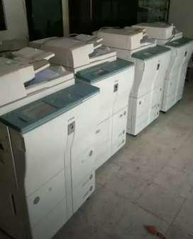 Big sale promo mesin fotocopy all type + ready