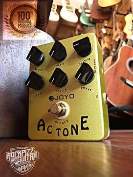 Joyo JF-13 AC TONE Guitar Effects Pedal