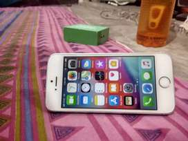 iPhone 5s 32gb silver color