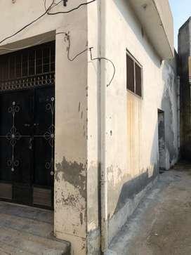 House in mansurwal dona. Urgent sale