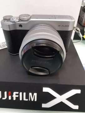 Fujifilm Xa 20 bisa Cicilan Tanpa Kartu Kredit