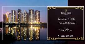 Luxury & HMDA Approved Flat at Manikonda, Hyderabad.