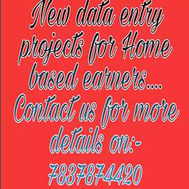 Online & offline work as typing job earn money unlimited from home