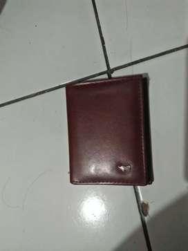 Jual dompet pria warna coklat