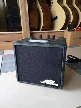 Amplifier gitar ampli mini 4in