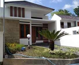 Rumah perumahan asri & strategis dgn view bagus elang raya mangunharjo