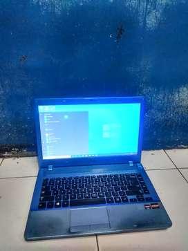 Laptop samaung E355V4V