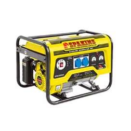 Mesin genset bensin listrik 2000 watt generator spakins tasikmalaya