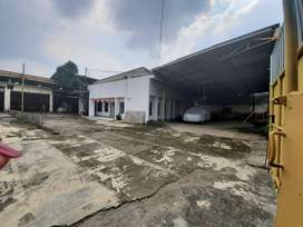 Dijual Cepat Lahan ex bengkel di Pondok Bambu, Jakarta Timur