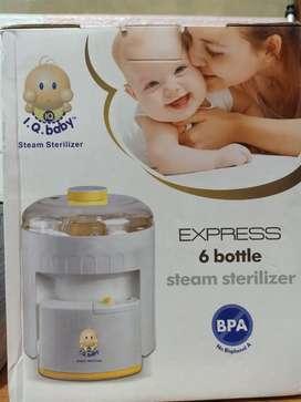 Steam Sterilizer merek IQ baby