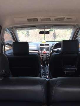 Daihatsu xenia 2017 type X manual