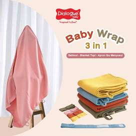 dialogue baby wrap 3 in 1 bielbaby jogja