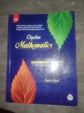 Objective Mathematics for CSS and PCS