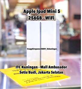 APPLE IPAD MINI 5 [256GB] WiFi -KTP+NPWP bs Kredit, info Chat/Call