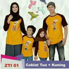 Anugrah Baju Couple Family